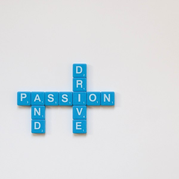 passion, drive, careers